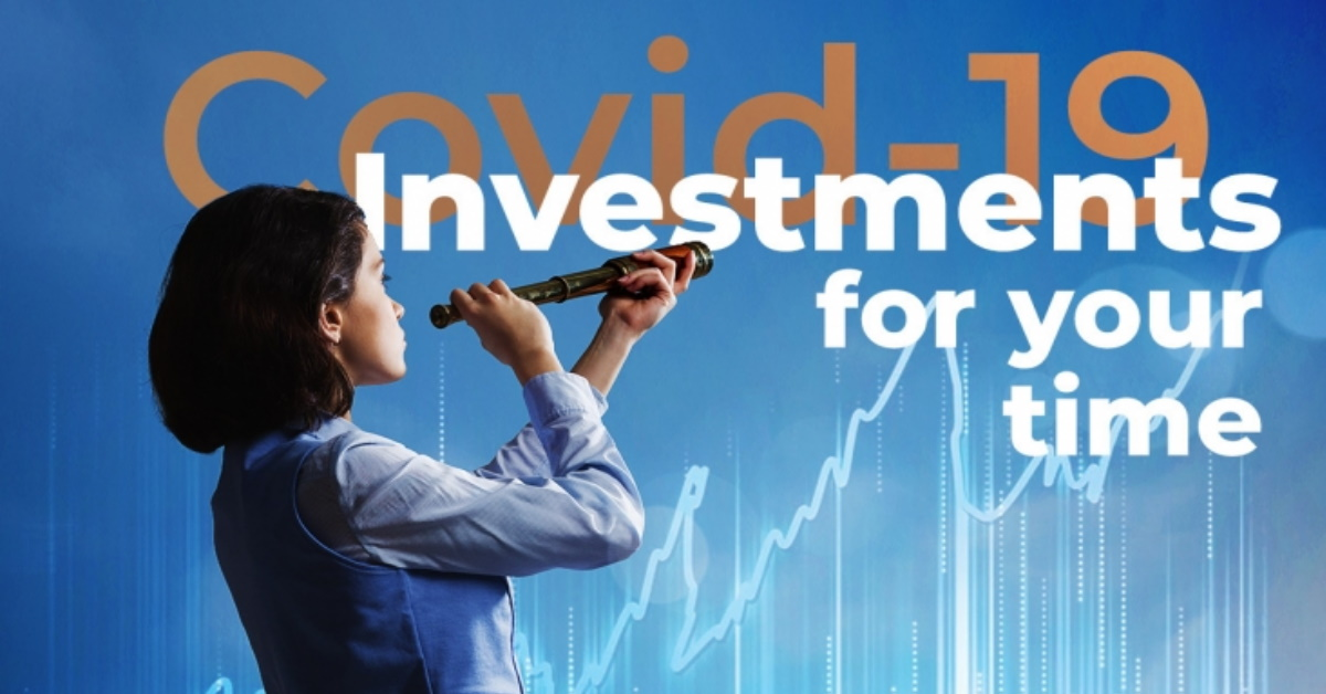 What You Need To Know About Investing During COVID-19