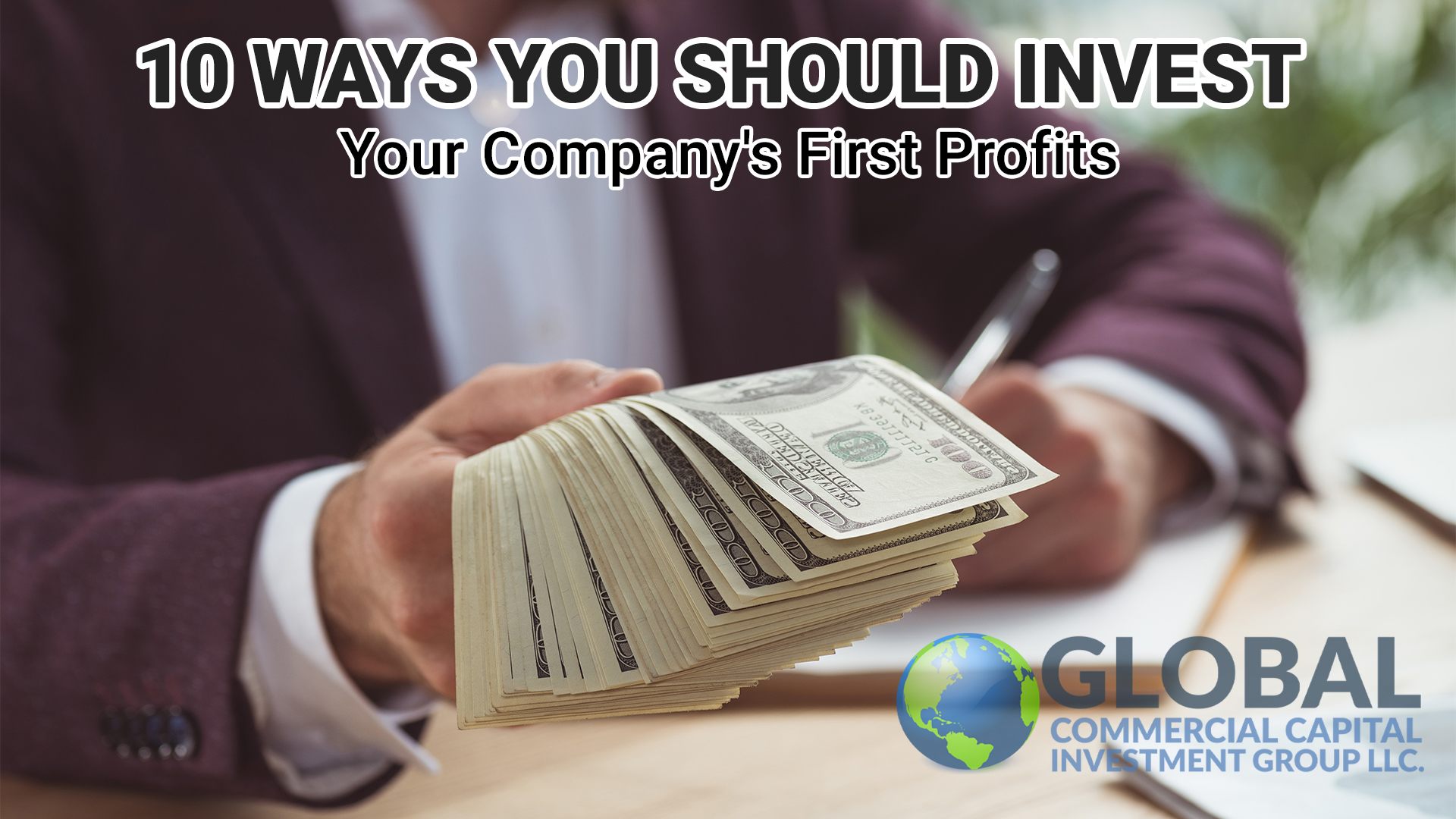 10 Ways You Should Invest Your Company's First Profits