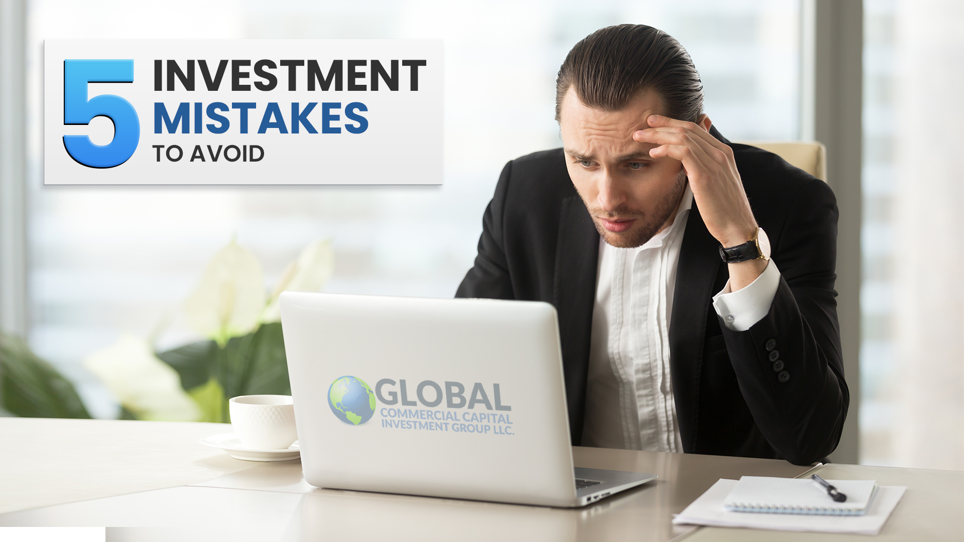 5 Common Investment Mistakes You Must Avoid