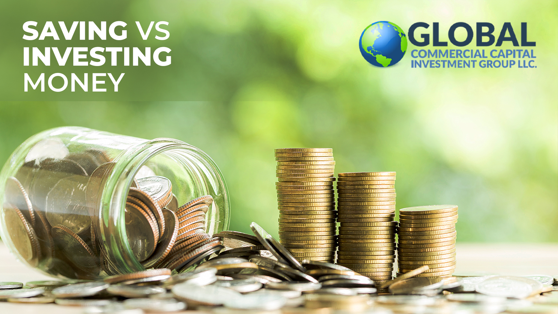 Saving Vs Investing Money